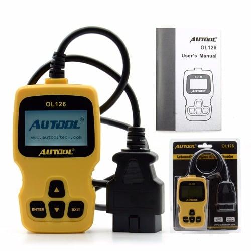 Car Diagnostic Scanner Tool (U480)   Konga Online Shopping