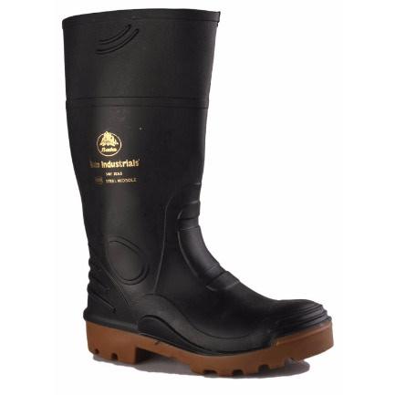 98813155ea7 BATA Industrial Rhino Gum Boot - Black