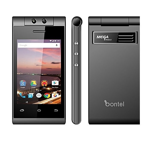 Hot3-3 5 Inch 3g Android Phone Quad Core & 512m +256m 3000mah Battery -  Black