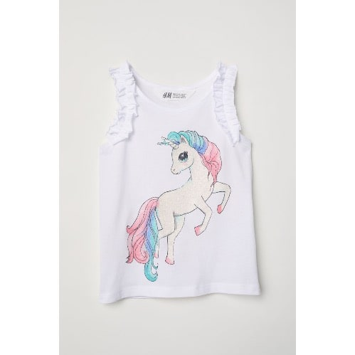 c42e6a21a60f04 Unicorn Tank Top