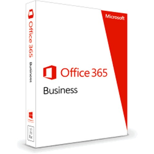 Microsoft Office 365 Business - 1 User - 1 Year License