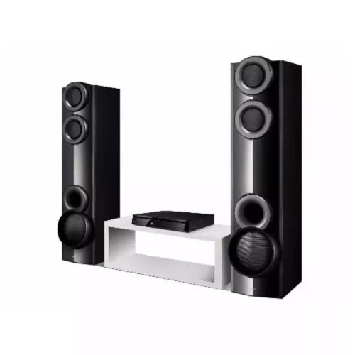 Body Guard Bluetooth Home Theater System - 600Watts - lhd667bt