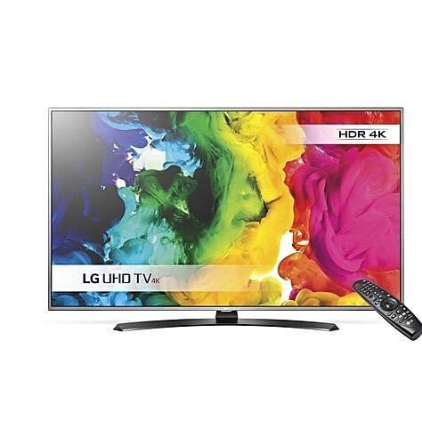 65'' Smart Uhd 4k Satellite Tv + Magic Remote-65uk7500