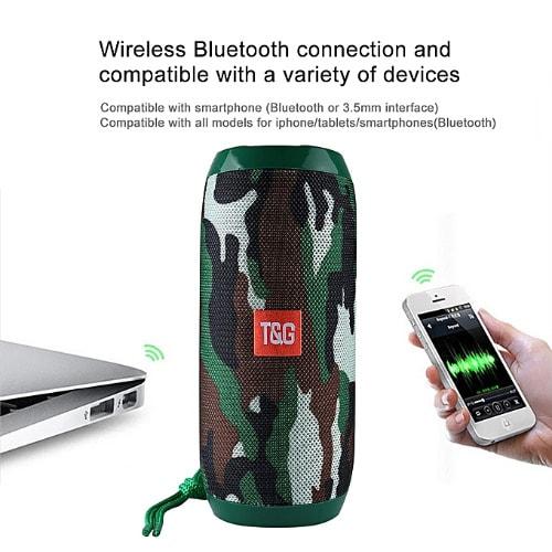 Portable Wireless Bluetooth Stereo Speaker