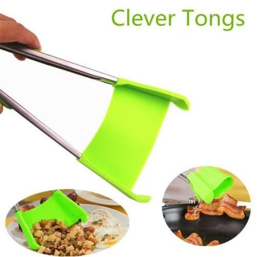 Clever Comfort Clever Tong Picker And Spatula