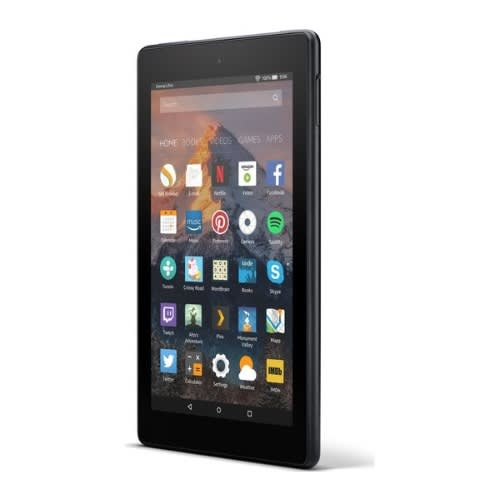 Fire 7 Tablet With Alexa- 7