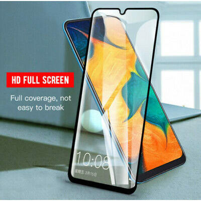 Full Glass Screen Protector For Samsung A70