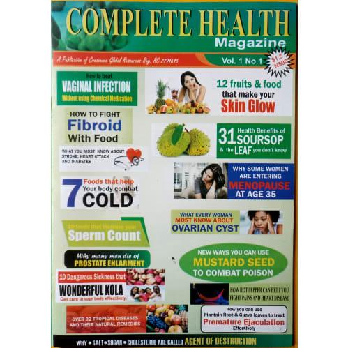 Complete Health Magazine