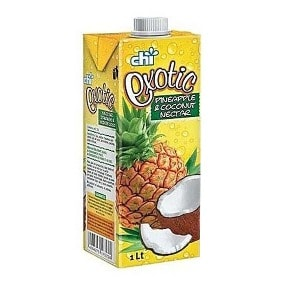 Exotic Pineapple And Coconut Nectar - 1L X 6Pcs.