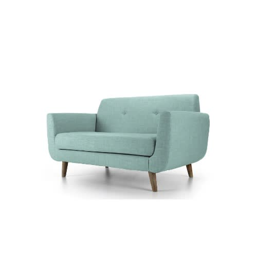 O2 Alan 2 Seater Fabric Sofa