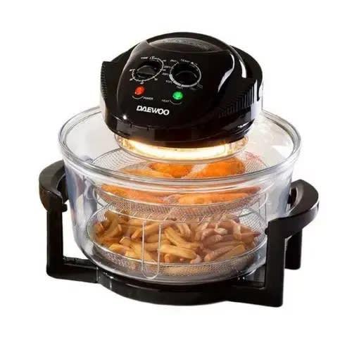 Halogen Air Fryer Low Fat Oven - 12L