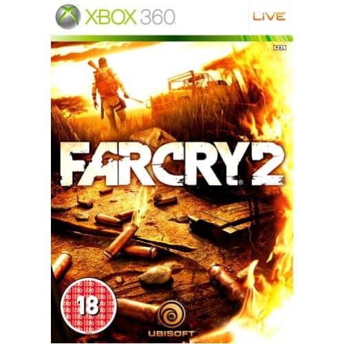 Farcry 2 - Xbox 360