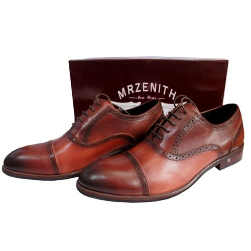 dfea04390a2 Zenith Men s Formal Shoe - Brown