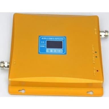 Dual-band Gsm Network Signal Booster 3g/4g