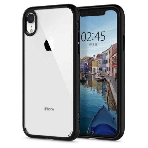 brand new 51dfd 48c4e Apple iPhone Xr 6.1 Transparent Back Case