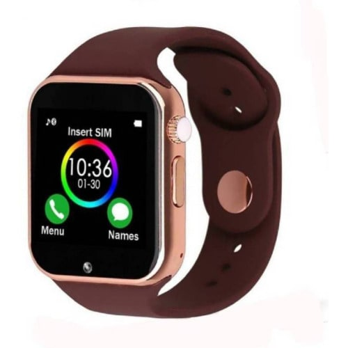 9b600770e Mobile Phone Smart Watch With Slim Ca.