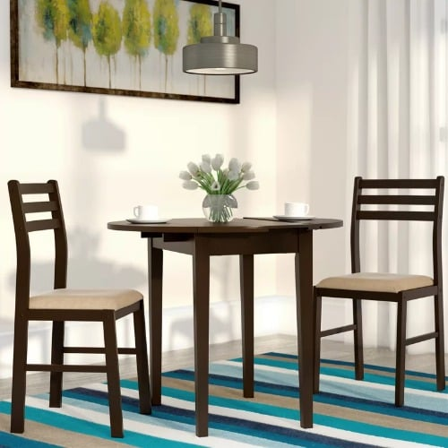 Dining Sets Online: Handys Lynbrook 3 Piece Counter Height Dining Set