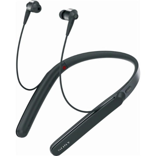 d0c0b38037c Sony Premium Noise Cancelling Wireless Behind-neck In Ear Headphones ...