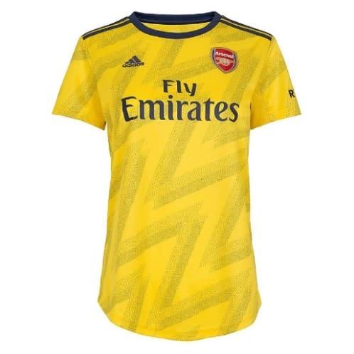 lowest price 85dd6 58063 Arsenal Away Shirt 2019 2020 Ladies