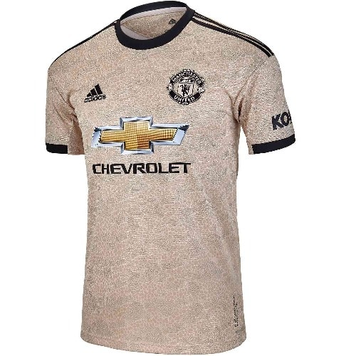 quality design a7088 0fc56 Manchester United 2019/2020 Away Jersey