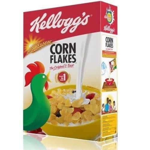 Kellogg's Corn Flakes - 500g X3.