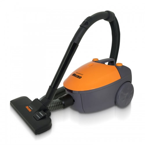 Micro Ultra-compact Cannster Vacuum Cleaner