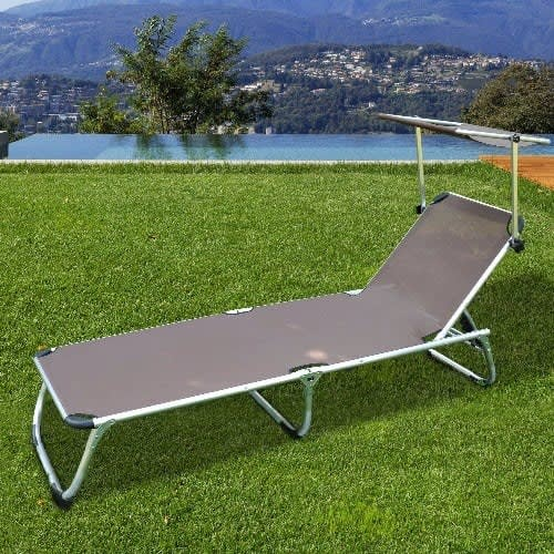 Surprising Gardenline Metal Camp Bed Bralicious Painted Fabric Chair Ideas Braliciousco