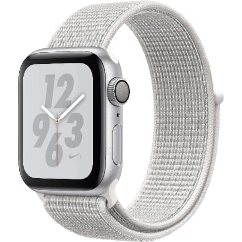 ae092af0ce8 Apple Watch Series 4 Nike - 40mm Silv.