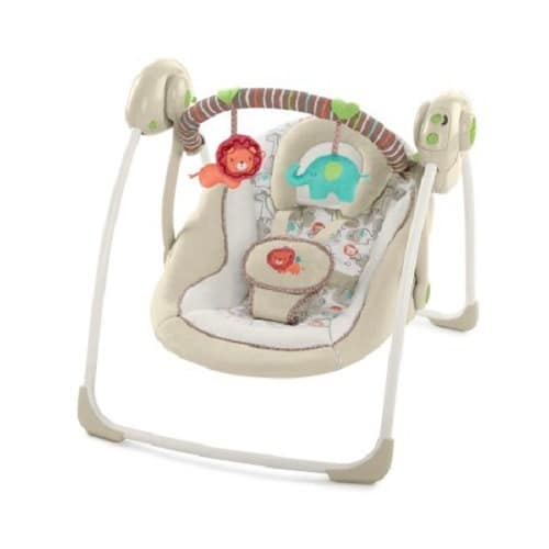41c0640ef126 Graco Cozy Duet Swing Plus Rocker - Lambert