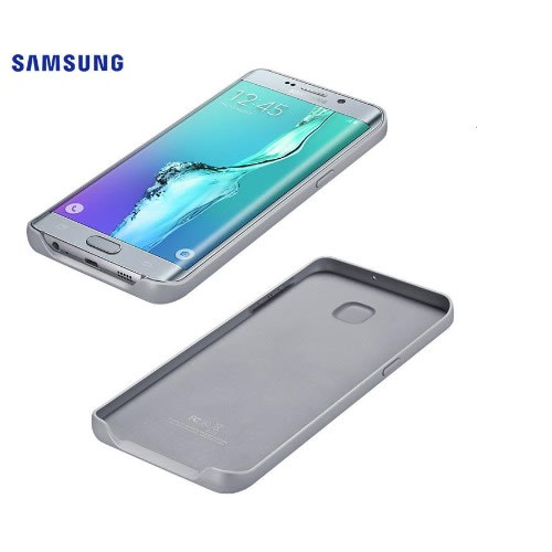 sale retailer a1dfb c02ea Charging Power Case For Galaxy S6 Edge Plus Wireless Charging Battery Pack.