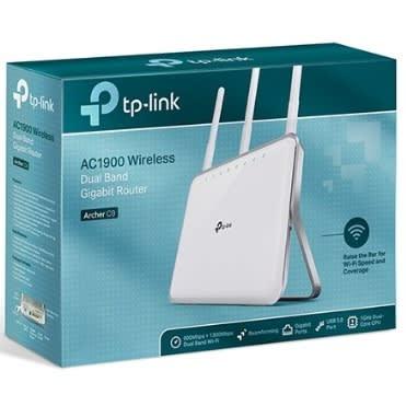 Ac1900 Wireless Dual Band Gigabit Router Archer C9