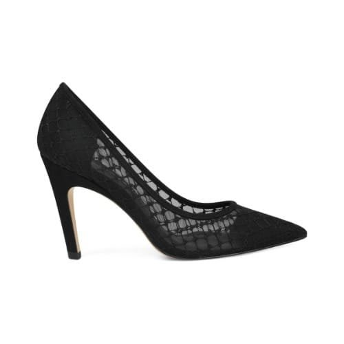 8e0404823b48d Nine West Quintrell Pointy Toe Pumps- Black Fish Net | Konga Online ...