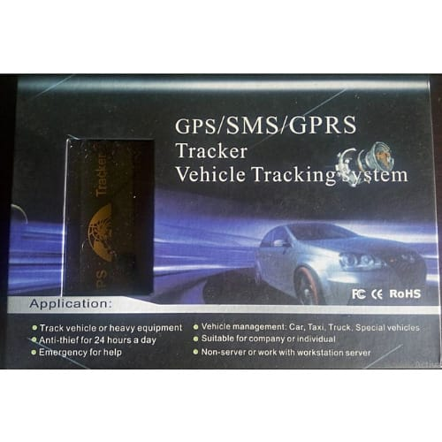 GSM GPRS Car Tracking Locator Device | Konga Online Shopping