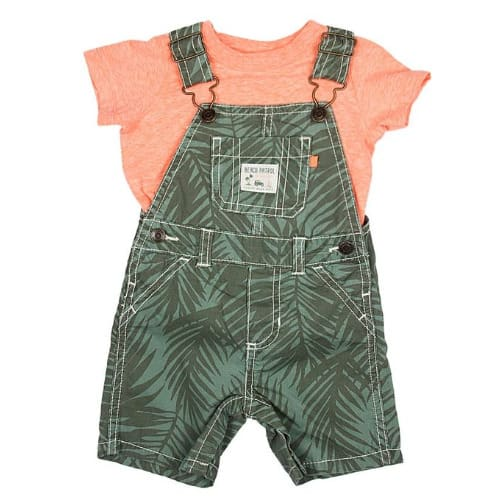 /B/a/Baby-Boys-Solid-Tee-Leave-Print-Army-Shortalls-2Piece-Set---Orange-and-Army-Green-7290290.jpg