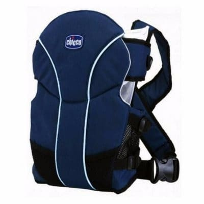 Baby Carrier Blue