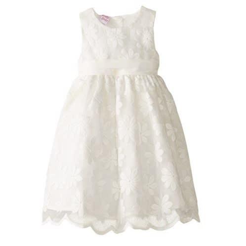 10e9c6505c1f Blueberi Boulevard Baby Girls  Newborn Sleeveless Empire Waist ...