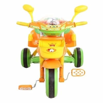 Baby Tricycle with Double Seat | Konga Online Shopping