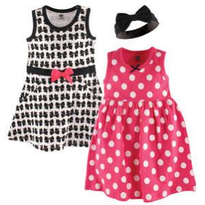 9e5a8c780 Hudson Baby Baby's Dress with Headband - 2pcs | Konga Online Shopping