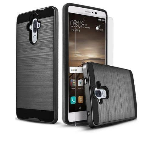 Back Case For Huawei Mate 9 - Black