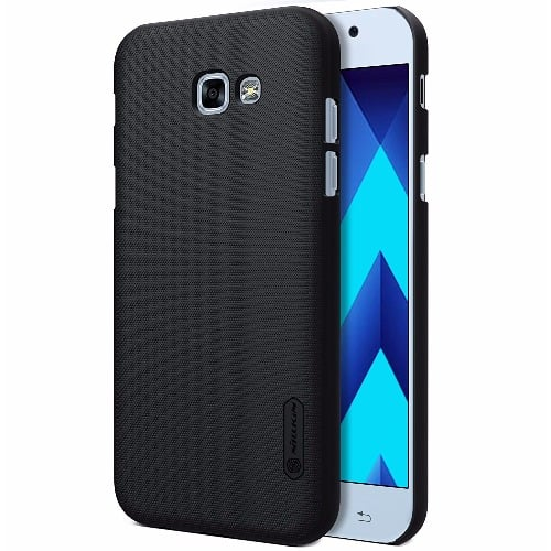 sports shoes a44af 23d29 Back Case For Samsung Galaxy A5 2017 - Black