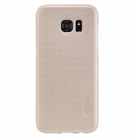 big sale dac31 4fc21 Back Case For Samsung Galaxy S7 - Gold