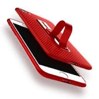 /B/a/Back-Case-for-iPhone-7-Plus-with-3D-Carbon-Fiber-Texture-Cover-Kickstand---Red-7942993.jpg