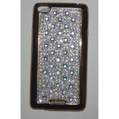 detailed look 8a760 db402 Back Cover for Tecno L8 - Diamond Design