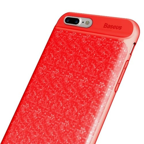 quality design 0d82c 2037b Baseus Battery Case for iPhone 7 - Red