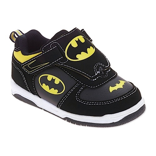 a434351518e6c Batman Toddler Boys Athletic I-Turn Sneaker Shoe