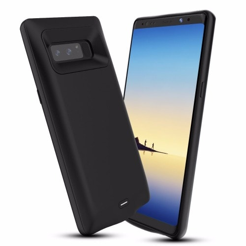 new styles 06773 8a09c Battery Case For Samsung Galaxy Note 8 - 5500mAh External Battery Portable  Charger