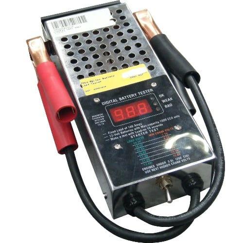 Battery Load Tester Digital