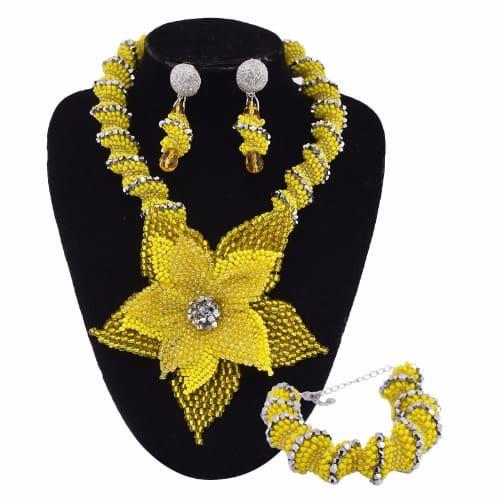 /B/e/Beaded-Jewellery-Set---Yellow-7800899.jpg