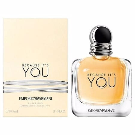 f32558794c Emporio Armani Because it's You EDP for Men - 100ml | Konga Online ...