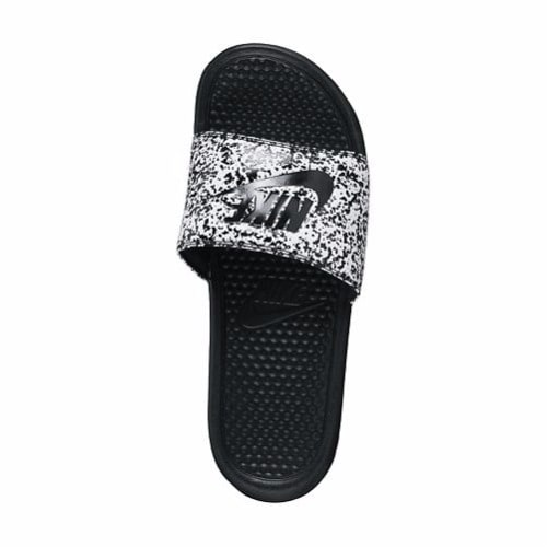 6369f586 Nike Benassi JDi Slides - White & Black | Konga Online Shopping
